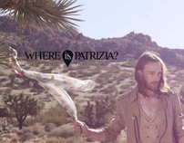 PATRIZIA PEPE \ Where is Patrizia?