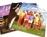 Legacy on Lanier - Publication Design