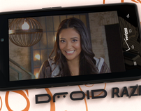 Pretty Little Liars Droid Razr Spot