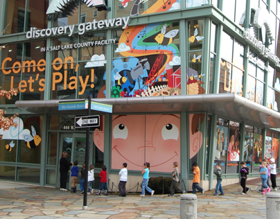 Discovery Gateway Childrens Museum Kids Campaign