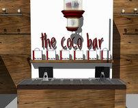Chocolate Store Concept Design - The Coco Bar