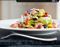 Stock Restaurant Bar & Lounge Website v2