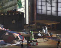 Crazy Japanese Bedroom