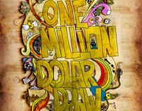 one million dollar drawing