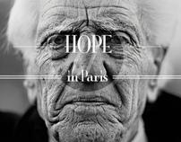 HOPE IN PARIS