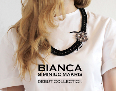 Bianca Makris | Debut Accessories Collection