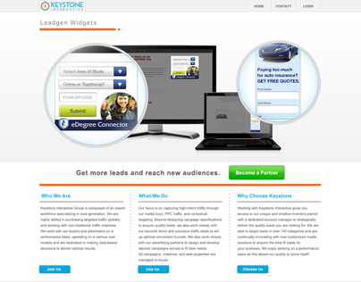 Keystone Branding and Web Design