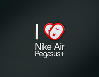 Nike Air Pegasus+
