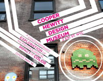 Cooper Hewitt Design Exhibition
