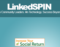 LinkedSPIN: In 2012. Web Savvy a Must!