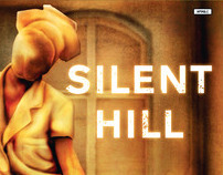 Silent Hill Cover Art & Special Edition Packaging XBOX