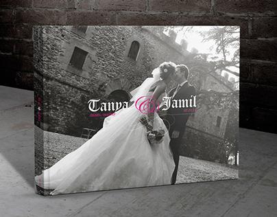 Modern Wedding Album