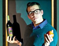 DVine Wine Ads