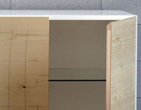 Wood sideboard Im woodworker