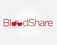 BloodShare Brand and Campaign