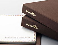 Minette Branding and Identity Guidelines