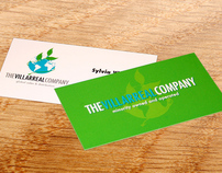 Villarreal Company Business Cards
