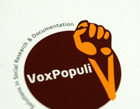 Identity design for VoxPopuli