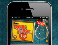 truTV Worlds Dumbest App