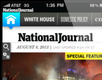 National Journal | Mobile Apps