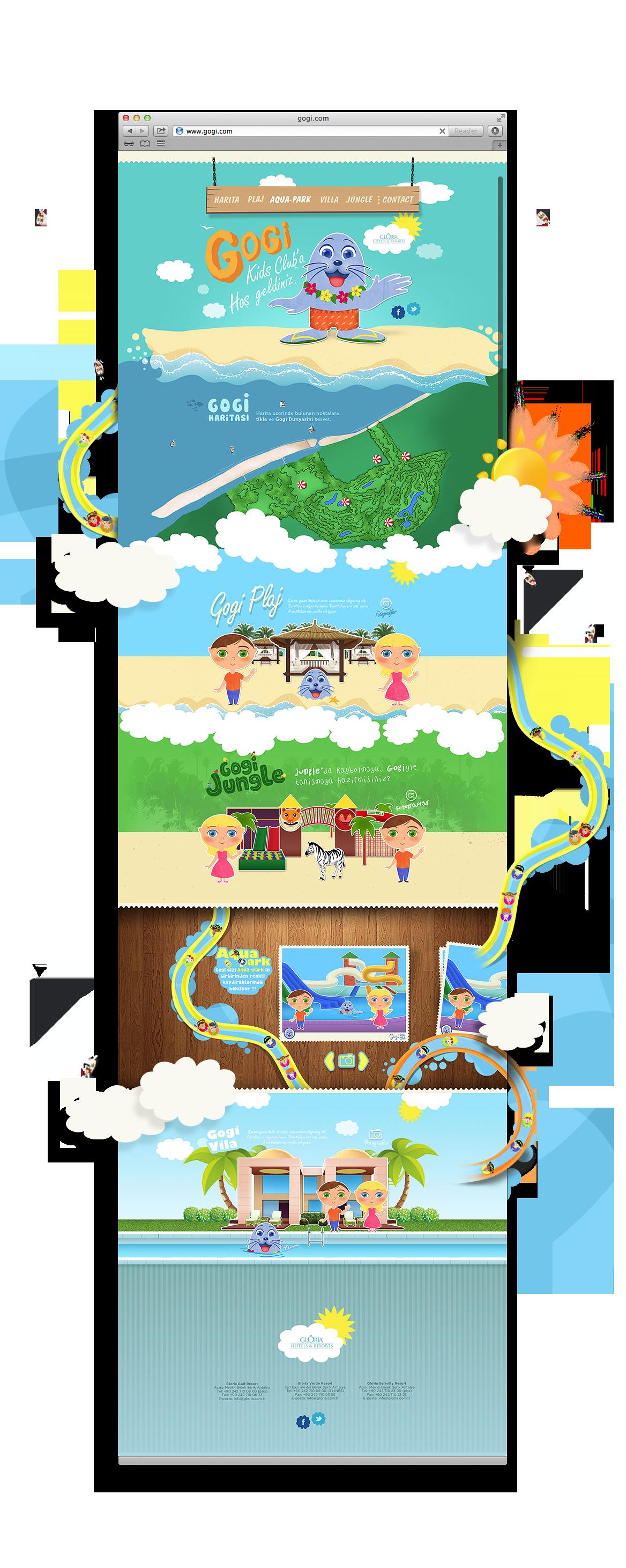 Gogi  - website