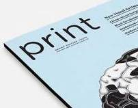 Award Winning // Print Magazine