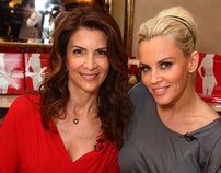 Heather Porter & Jenny McCarthy - Charity Partnerships