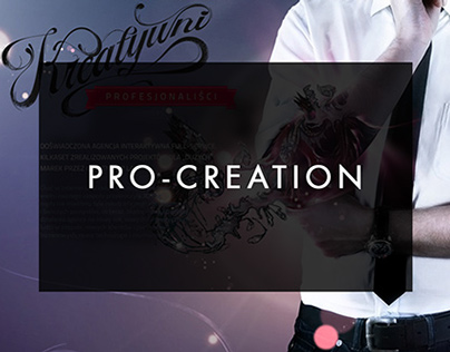 IMAGES for Pro-Creation web site