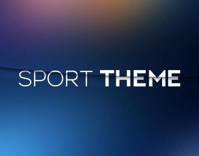Sport Theme