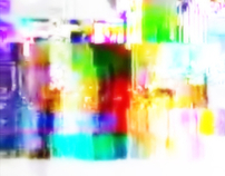 Glitch art from F1 Grand Prix Monaco 2012