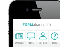 Website – FORMakademisk