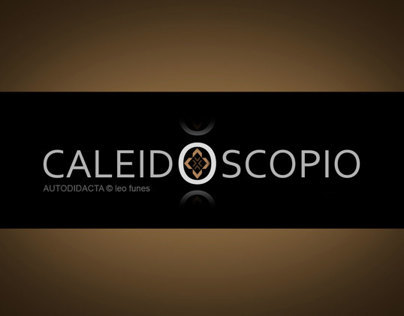 CALEIDOSCOPIO - parte 1/part 1/partie 1