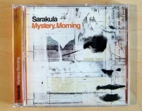 Sarakula CD Design & Packaging