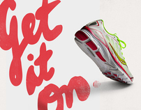 Saucony—Get It On