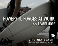 Powerful Forces at Work Web Banners