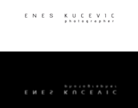 Enes Kucevic Professional Photographer Website