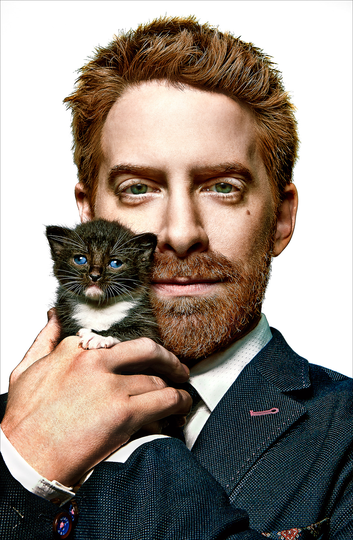 SETH GREEN FOR FASHIONTAILS