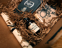 Kraken Rum Press Kits