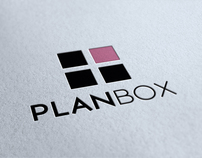PLANBOX - identidad visual corporativa