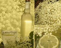 Elderflower drink - Bodzaszörp