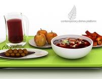 FERN - Contemporary Dishes Platform