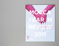 MOCCA Annual Report 2011