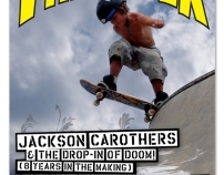 Thrasher Spoof Birthday Poster