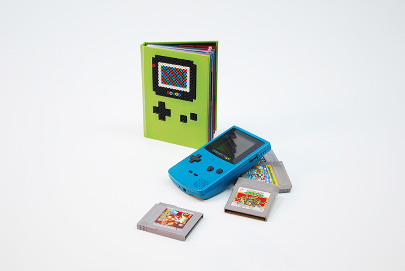 Nintendo Game Boy Hardcover Book