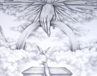 Sacred Art - Drawings 2006.