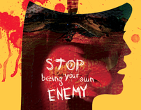 Stop Being Your Own Enemy