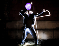 Crazy Light Painting