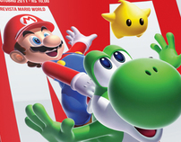 Magazine Mario World