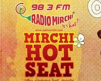 Mirchi Hot seat pitch