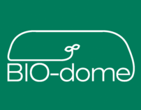 Bio-Dome Logo Redesign